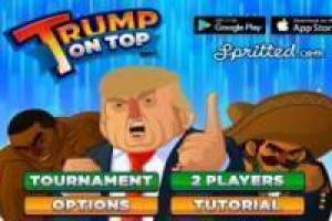 Jogo Epic Fights with Donald Trump Online Gratis