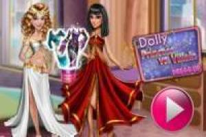 Juego Princess vs Villain Dress Up para jugar gratis online
