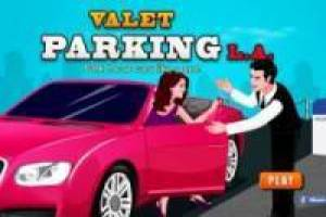 Valet Parking: Los Ángeles