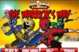 Power Rangers Samurai: Warrior's Way