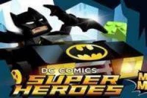 DC Mighty Micros Lego