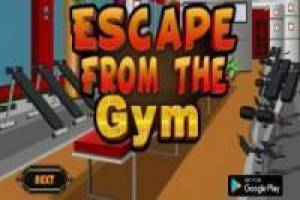 Escape the GYMNASE