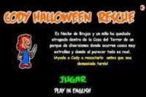 Escapar: Cody Halloween Rescue