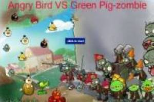Angry Birds: Plants vs Zombies