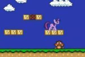 My Little Pony en el mundo de Super Mario