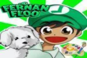 Fernanfloo to paint