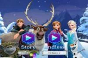 Free Frozen Adventures Game