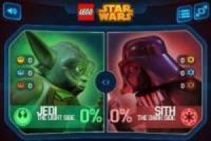Juego Lego Star Wars: Light side vs Dark side para jugar gratis online