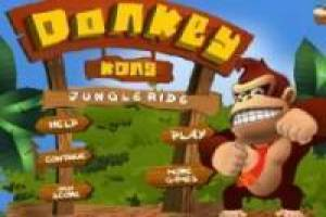 Donkey kong: Jungle ride