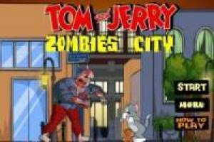 Tom y Jerry: Zombies