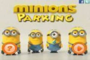 Free Minions Parking Game