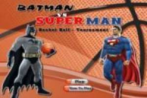 Batman vs Superman: Basket