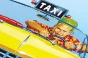 Free Crazy taxi Game