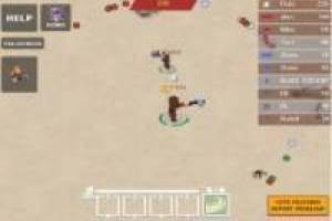 Wilds. Io in Hunger Games