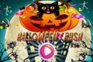 Free Halloween Crush Game
