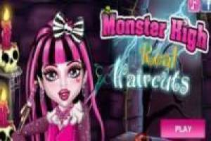 Monster High: Draculaura Haircuts
