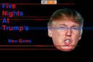 Juego Five Nights at Trump Gratis