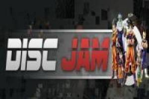 Disc Jam: Dragon Ball