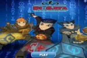 Free The defenders Di-Gata: Memory Game