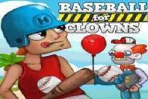 Baseball clowns