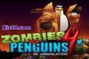 Zombies vs Penguins 4 Annihilation