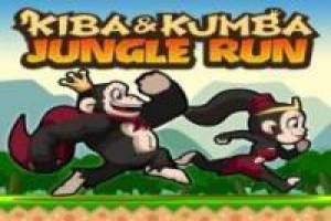 Kiba and Kumba: Run in the jungle