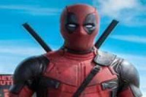 Pansement Deadpool