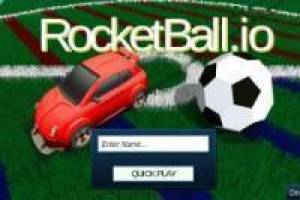 Free Rocket ball league Game