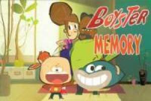 Free BoySter Memory Game