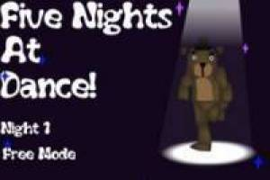 Five Nights at Dance