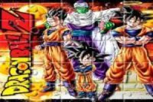 Rompecabezas: Dragon Ball