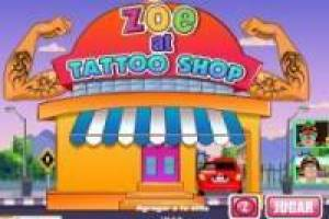 Zoe Tattoo Shop