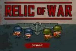 Free Relic of War Game