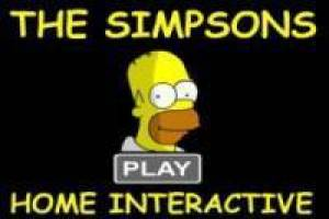 The Simpsons: Interactivo