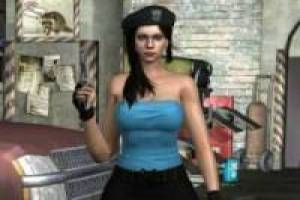 Jill van Resident Evil Dress Up