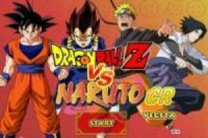Dragon Ball VS Naruto
