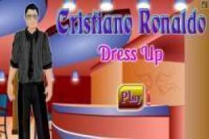 Cristiano Ronaldo dress to draw UEFA