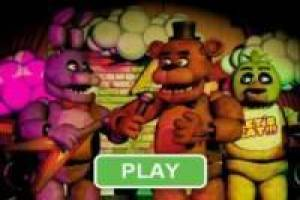 Juego Pintar Five Nights at Freddy's Gratis