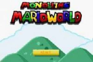 Monoliths Mario Bros World
