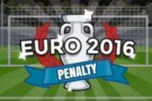 Free Euro 2016 penalty Game