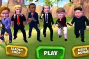 Juego Shooter presidents Gratis