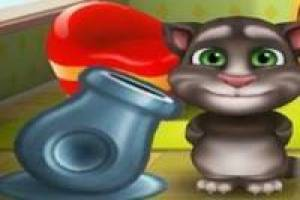 Talking Tom Bubble