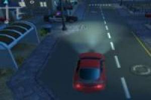 Parkering Fury Night Thief 3D