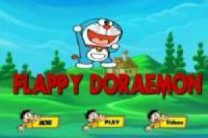 Flappy Bird: Doraemon