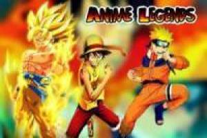 Juego Anime Legends 2016 Gratis
