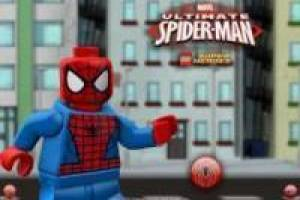 Lego Marvel: Ultimate Spiderman