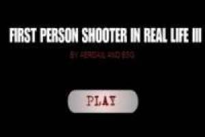 Shooter en la vida real