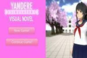 Yandere Simulator visual novel