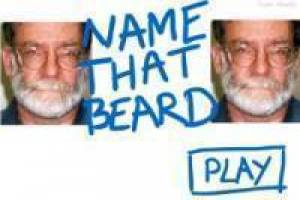 Nombra la barba: Name that beard