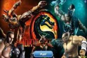 Mortal Kombat carte